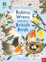Omslag - National Trust: Robins, Wrens and Other British Birds