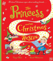 The Princess and the Christmas Rescue av Caryl Hart (Heftet)