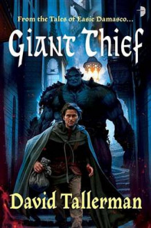 Giant Thief av David Tallerman (Heftet)
