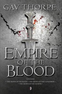 Empire of the Blood av Gav Thorpe (Heftet)