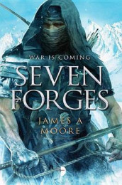 Seven Forges av James A. Moore (Heftet)