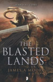 The Blasted Lands av James A Moore (Heftet)
