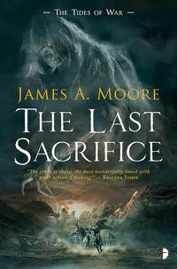 The Last Sacrifice av James A. Moore (Heftet)
