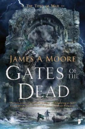 Gates of the Dead av James A Moore (Heftet)