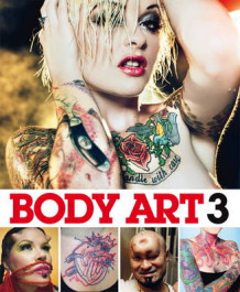 Body Art 3 av Bizarre (Heftet)
