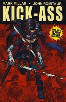 Kick-Ass (Hit Girl Cover) av Mark Millar (Heftet)