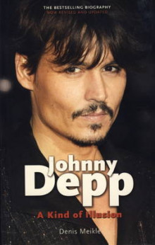 Johnny Depp av Denis Meikle (Heftet)