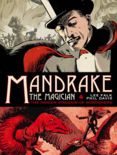Mandrake the Magician, The Hidden Kingdom of Murderers av Lee Falk (Innbundet)