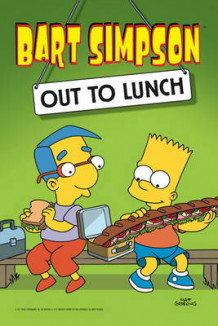 Bart Simpson: Out to Lunch av Matt Groening (Heftet)