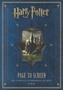 Harry Potter: Page to Screen av Bob McCabe (Innbundet)