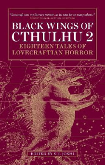 Black Wings of Cthulhu (Volume Two) av Caitlin R. Kiernan (Heftet)