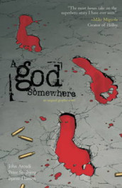 A God Somewhere av John Arcudi (Heftet)
