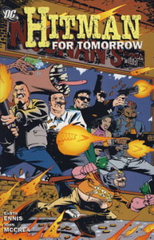 Hitman: For Tomorrow v. 6 av Garth Ennis (Heftet)