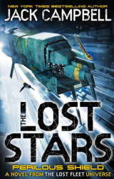 Omslag - The Lost Stars - Perilous Shield (Book 2)