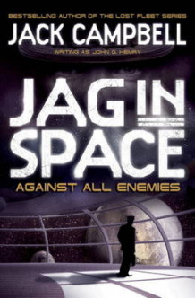 JAG in Space - Against All Enemies (Book 4) av Jack Campbell (Heftet)
