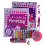 Omslag - A Guide to Sewing