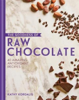Omslag - The Goodness of Raw Chocolate