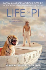 Omslag - Life of Pi