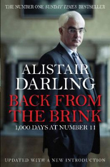 Back from the Brink av Alistair Darling (Heftet)