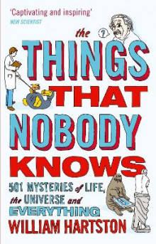 The Things that Nobody Knows av William Hartston (Heftet)