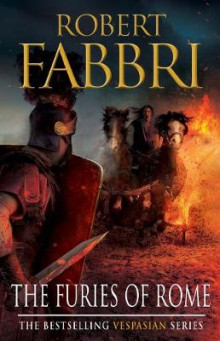 The Furies of Rome av Robert Fabbri (Innbundet)
