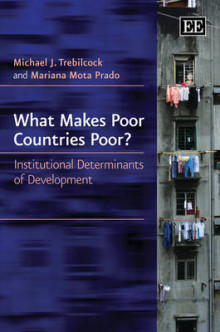 What Makes Poor Countries Poor? av Michael J. Trebilcock og Mariana Mota Prado (Heftet)