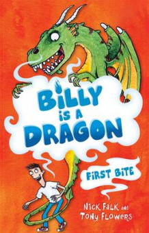 Billy is a Dragon 1 av Nick Falk (Heftet)