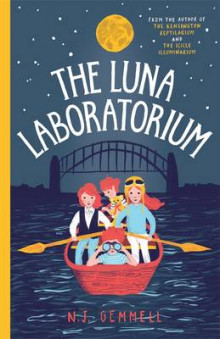 The Luna Laboratorium av N.J. Gemmell (Heftet)