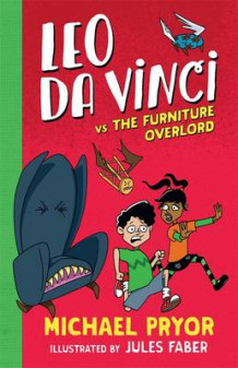 Leo Da Vinci vs The Furniture Overlord av Michael Pryor (Heftet)