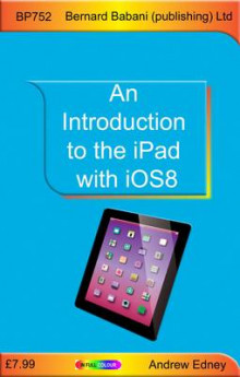 An Introduction to the iPad with iOS8 av Andrew Edney (Heftet)