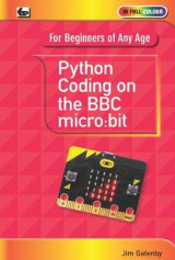 Omslag - Python Coding on the BBC Micro:Bit
