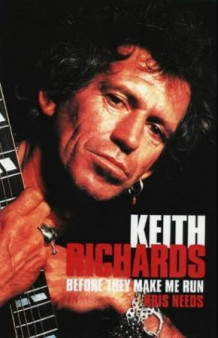 Keith Richards av Kris Needs (Heftet)