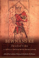 Omslag - Bewnans Ke / The Life of St Kea