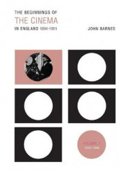 The Beginnings Of The Cinema In England,1894-1901: Volume 1 av Mr John Barnes (Heftet)