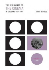 The Beginnings Of The Cinema In England,1894-1901: Volume 4 av Mr John Barnes (Heftet)