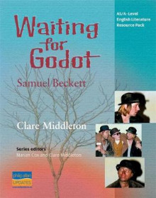 AS/A-Level English Literature: Waiting for Godot Teacher Resource Pack av Clare MIddleton (Spiral)