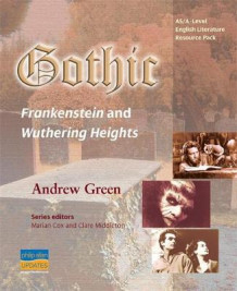 AS/A-Level English Literature Gothic: Teacher Resource Pack av Andrew Green (Spiral)
