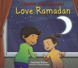 Omslag - Hassan and Aneesa Love Ramadan