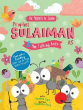 Prophet Sulaiman and the Talking Ants av Saadah Taib (Heftet)