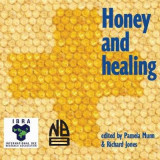 Omslag - Honey and Healing
