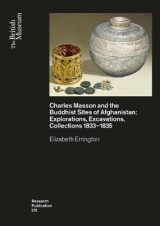 Omslag - Charles Masson and the Buddhist Sites of Afghanistan