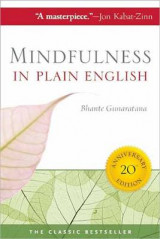 Omslag - Mindfulness in Plain English
