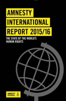 Amnesty International Report: The State of the World's Human Rights 2016 av Amnesty International (Heftet)