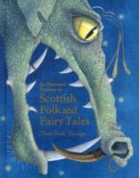 An Illustrated Treasury of Scottish Folk and Fairy Tales av Theresa Breslin (Innbundet)