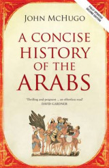 Omslag - A Concise History of the Arabs