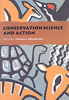 Conservation Science and Action (Heftet)