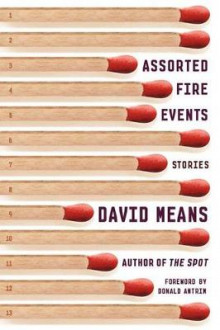 Assorted Fire Events av David Means (Heftet)