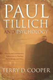 Paul Tillich and Psychology av Terry D. Cooper (Heftet)
