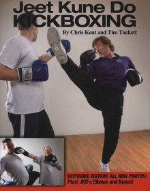 Jeet Kune Do Kickboxing av Chris Kent og Tim Tackett (Heftet)