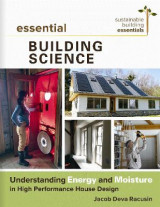 Omslag - Essential Building Science
